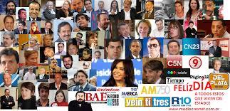 periodistas y politicos
